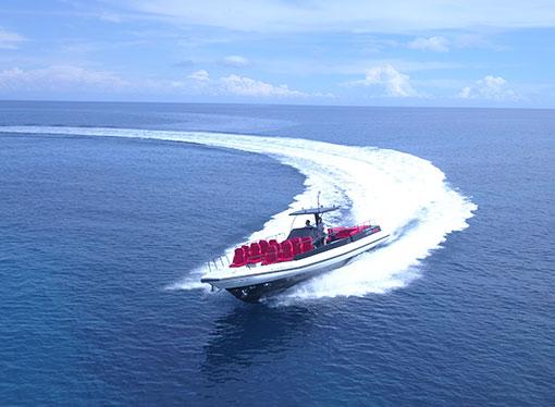 St. Nicholas Beach Watersports Boat Transfer