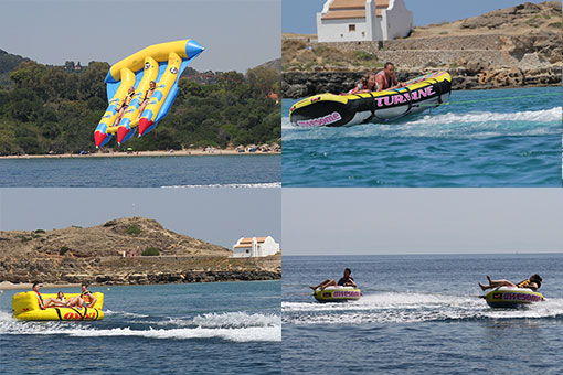 St. Nicholas Beach Watersports Package 1