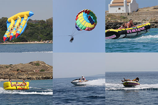 St. Nicholas Beach Watersports Package 3